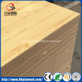 1220 * 2440 mm E2 Poplar Timber Plain MDF Board