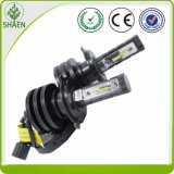 Ningún Fan Type 4500lm 2016 H4 LED Headlight