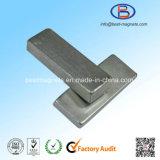 Het aangepaste Permanente Blok van de Magneet NdFeB voor Lineaire Motoren