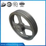 造られた及びCastedの磨く車輪のためのねずみ鋳鉄の鋳鉄の鋳造の部品