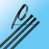 Edelstahl-Kabelbinder-abwerfbarer Riemen für Automobil