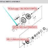 Sdlg LG956 Шестерн-Sun 29070000511, Sun-Шестерня для агрегата конечной передачи LG958 LG968