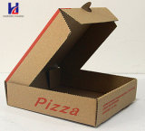 최신 판매는 위에 음식 피자 상자를 실행한다
