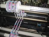 Máquina de papel de alta velocidad automática de Rewinder de la cortadora del rodillo de Rtfq-1100bc