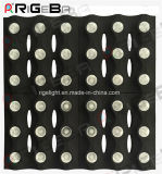 Rigeba Stage Lighting 36LED 3W Cool Blanc / Blanc chaud / Couleur RVB (option) Lampe Matrice LED 55 * 55cm