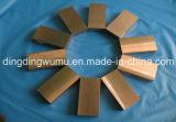 Plaque en alliage de cuivre en cuivre de tungstène haute densité pour encapsulation de dissipateur de chaleur: