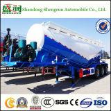 Tanker van de Aanhangwagen van het Cement van het Wegvervoer de Semi