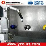 Máquina de capa automática del polvo (manipulante robótico)