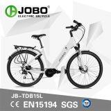 Bicicleta personal de la ciudad de Eelctric del transportador con el motor sin cepillo de Bafang (JB-TDB15L)