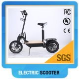 """Das rodas ao ar livre do veículo 2 do veículo eléctrico """"trotinette"""" elétrico de dobramento"""