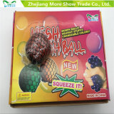 Venta al por mayor TPR Sticky Stress Relif Squeeze Grape Juguetes divertidos