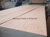 Contre-plaqué commercial de bois dur de contre-plaqué