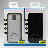 Caja de batería de 3500mAh externa para Samsung i9600 S5