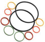 Изготовленный на заказ колцеобразное уплотнение силиконовой резины стандарта Non стандартное