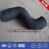Подгонянный черным гибким Bellow отлитый в форму силиконом резиновый