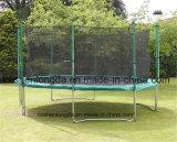 Trampoline redondo ao ar livre de /Kids do Trampoline de 10FT