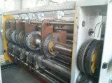 Macchina da stampa ondulata del contenitore di inchiostro dell'acqua di Mluti-Clolors