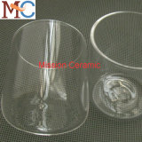 Zylinderförmige Form-Raum-Quarz-Tiegel