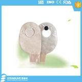 Fornecedor de China para saco descartável de colostomia de duas peças, corte máximo: 57mm