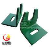 SPD Galvanized Return Conveyor Roller Brackets Fornecedor