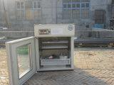 Incubateur bon marché automatique d'oeufs de certificat de la CE de 176 oeufs à vendre (KP-4)