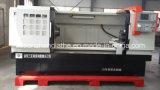 CNC 선반 (QK1319A)를 기계로 가공하는 중국 정밀도 금속