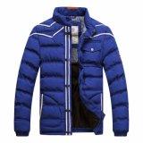 Куртка прокладки высокого качества зимы способа людей Mens с капюшоном