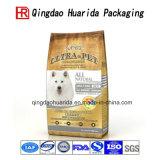 Изготовленный на заказ собачья еда кладет мешок в мешки застежки -молнии пластичный упаковывать еды любимчика