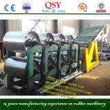 Dünne Gummiblatt-Kühlvorrichtung-Maschine u. Rolls-abkühlende Maschine für Gummiblatt