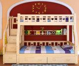 Sólido Cama de madera Habitación literas niños Litera (M-X2206)