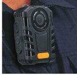 Senken容易な制御警察の身につけられる保安用カメラサポート1ボタン記録。 夜間視界