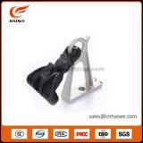 Instalar a braçadeira aérea de alumínio da suspensão da linha eléctrica do conjunto de suporte