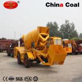 具体的なミキサーのトラックをロードしているChinacoalの自己