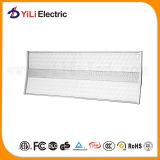Silberne Feld Doppel-Flügel LED Deckenverkleidung-Spitzenbüro-Beleuchtung