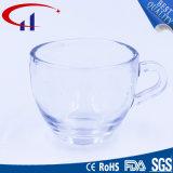 copo de chá de vidro da alta qualidade 110ml com mão (CHM8214)