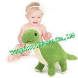 EN71 Stuk speelgoed van de Pluche van de Dinosaurus van de Gift van jonge geitjes het Zachte Gevulde Dierlijke