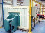 ヨウ素化された食用の精製された表の産業塩の製造業機械