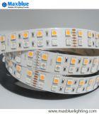 Luz de tira superventas de RGBW LED