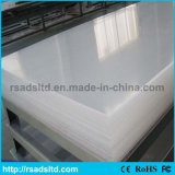 Fabrik-Zubehör viele Größen-transparentes Acrylblatt