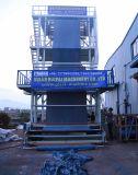 Máquina de Extrusión de Film de Plástico para Embalar con Doble Bobinadora de Matriz Rotatoria