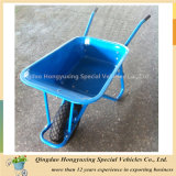 Wheelbarrow Best-Selling Wb5009 da grande capacidade 90L para Egipto e o mercado do russo