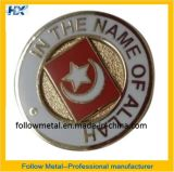 Emblema com esmalte duro 9