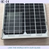3.2m m templaron el vidrio solar para el colector solar