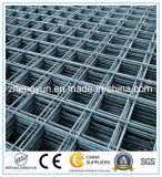電流を通された溶接された網の塀のパネル