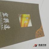 Honxintaの熱い金か銀製の押すカタログ