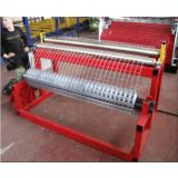 Steel o Stainless a basso tenore di carbonio Steel Wire Mesh Welding Machine