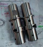 16mncr5/58 HRC Edelstahl-maschinell bearbeitenteile mit reibendem Ende