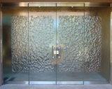 Vidro do edifício, porta do flutuador/vidro de indicador para decorativo