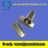 Écrou Hex de l'écrou DIN6334 de /Coupling d'écrou de l'acier du carbone HDG long/écrou d'accouplement (DIN6334) long