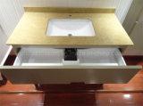 Шкаф тщеты раковины угла стены ванной комнаты PVC (BLS-17357)